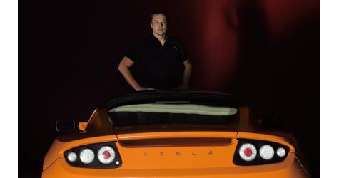造车新势力——智能电动汽车崛起